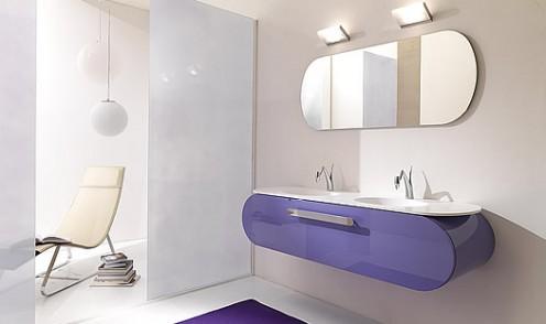 FLUX – цветно обзавеждане за баня