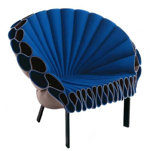 Peacock – Интересен фотьойл от Cappellini