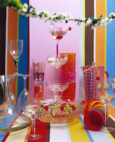 Лятна декорация от Pernilla Hed