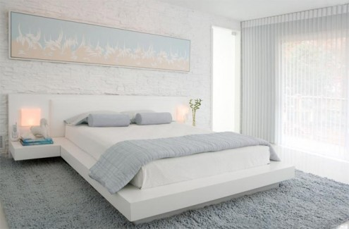 Минималистичен апартамент от Michael Habachy