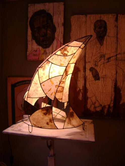 Креативни лампи от Николай Табаков