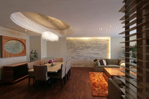 Romanza – просторна къща от Pascal Arquitectos