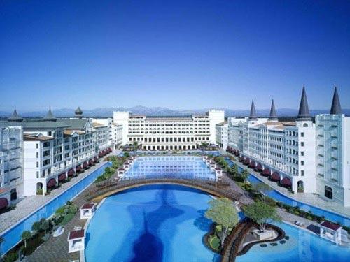 Mardan Palace – Един от най-добрите луксозни хотели