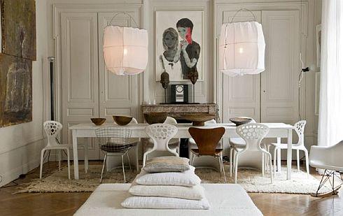 Френски дизайн на апартамент