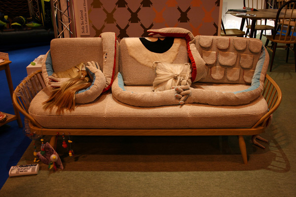 Sofa So Good от Амели Лабарте и Елизабет Бучер