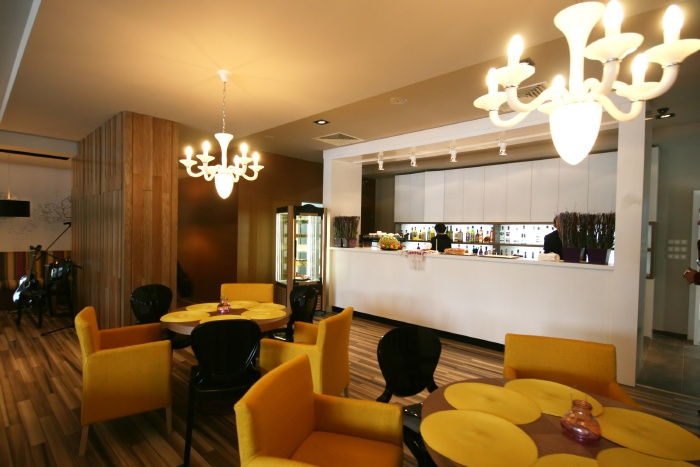 Фюжън – Модерен ресторант от Биляна Гецова