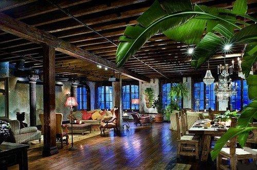 Домът на Джерард Бътлър в Манхатън, Ню Йорк