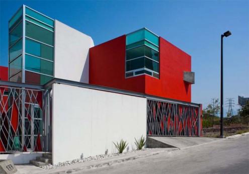 Борбон – Къща от 7XA Талер де Архитектура