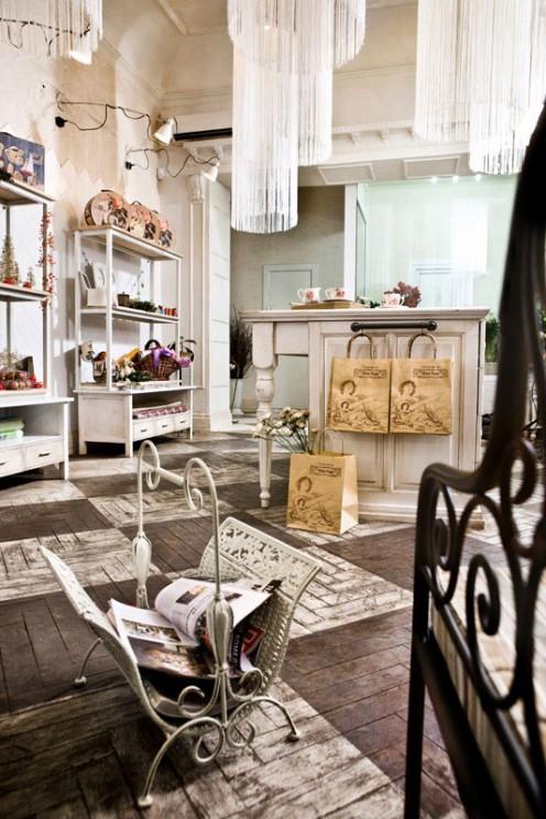 Тетя Роза – Романтичен бутик за цветя от Денис Беленко