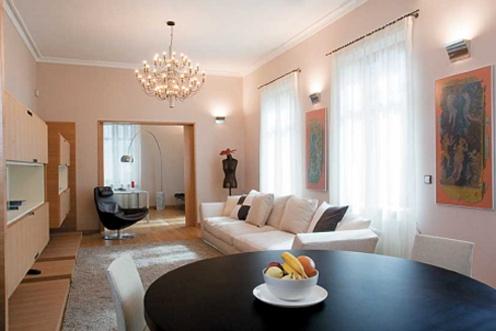 Модерен апартамент с италиански мебели