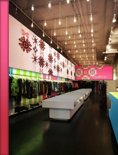 Custo Barcelona – Модерен бутик в Ню Йорк от Франческа Сигнори