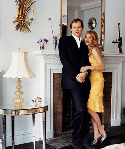 Апартаментът на Кандис Бушнел в Ню Йорк